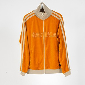 VELOR TRACKTOP (YELLOW) / GAVIAL