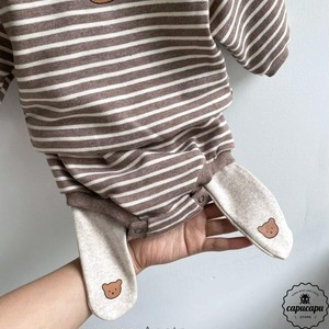 «sold out»«bebe» bear tights 2colors ベビー くまタイツ