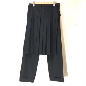 LIMI feu ボンテージラップスカートパンツ