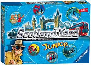 【ボードゲーム】スコットランドヤード ジュニア