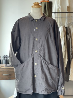 allinone SMOCK GROWTH チャコール