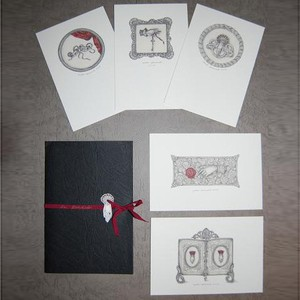 カードセット<le boudoir>ブドワール