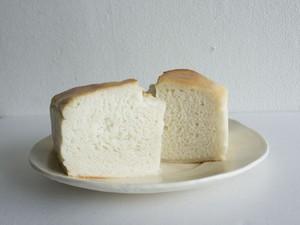 グルテンフリー  有機栽培米 天然酵母 食パン  vegan