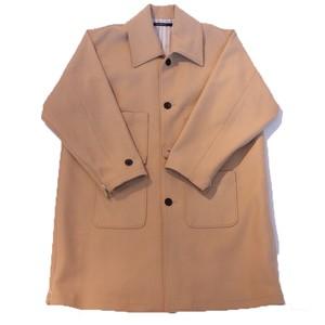 DRESSEDUNDRESSED ウールコート