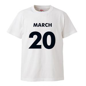 3月20日