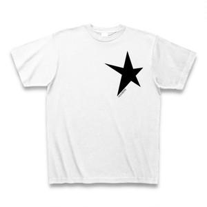 Number8(ナンバーエイト) 星柄胸元ワンポイントTシャツ