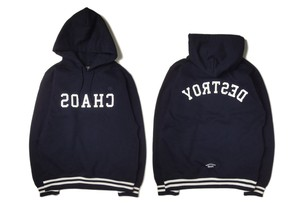 "ANRIVALED by UNRIVALED ""LINE RIB-HOODED"""