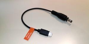 【街角充電屋さん】iPhone Lightning コネクタ(MJ-04F / MJ-05C)