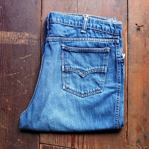 """1980s """"Levi's For Men"""" With a Skosh More Room / リーバイス ジーンズ"""