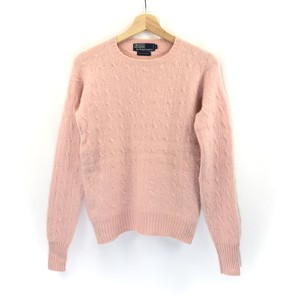 【Polo by Ralph Lauren】Cashmere Cable Knit