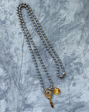 -2021001N-/Necklace〈-i.key by NaAst-〉