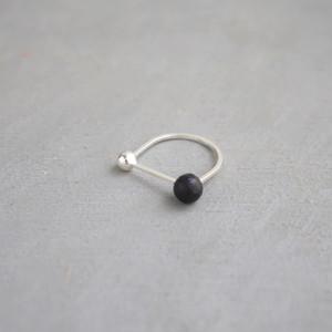ring MR-01 サイズM <silver>