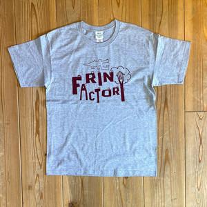 【L】コットンTシャツ「Gワニ」