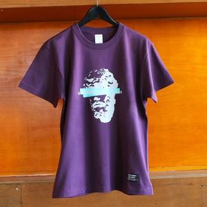 sin-bin T-shirts(matte purple)