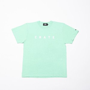 CRATE Color T-Shirts 2020 Green