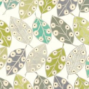 2020秋冬新作【Paperproducts Design】バラ売り2枚 ランチサイズ ペーパーナプキン Leaf Process オフホワイト