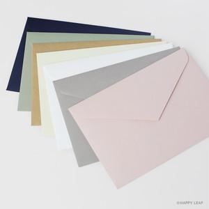 封筒(洋1)7色お試しサンプルセット
