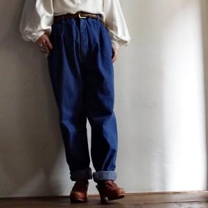 Wrangler Denim Tapered Pants / ラングラー デニム テーパード パンツ
