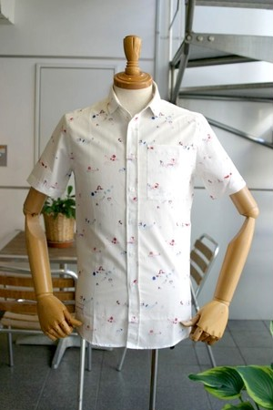 BASK IN THE SUN APERO SHIRT (#8236)