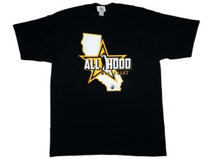 Cali Westcoast (ALLHOOD) Black × yellow