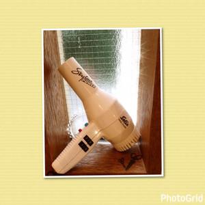 「あっ!」という間に乾かす☆サロン専用スーパードライヤー(写真はイメージです)