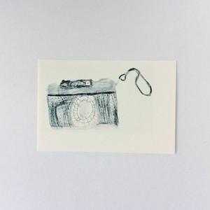 ポストカード カメラ
