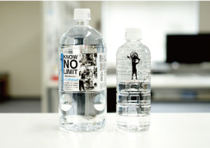 KNOW NO LIMIT WATER  500ml 1ケース(24本)