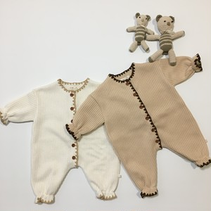 body-suit ☜ knit【baby】