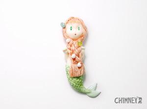 Little Little Mermaid [peach/mermaid]