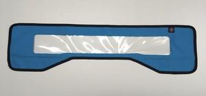 ラビットスクーター  風防用タレ【Aqua Blue】