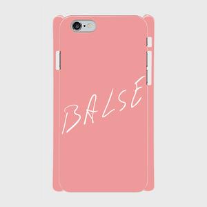 バルスマホケース for iPhone6/6s ピンク