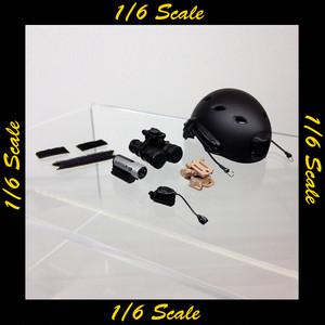 【01234】 1/6 DAMToys U.S. 沿岸警備隊 ヘルメット