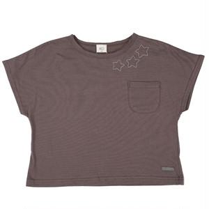 RIO ラウンドTシャツ(ロゴ刺繍・三ツ星刺繍)