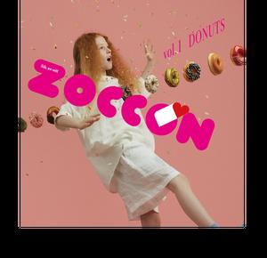 [送料350円込]ZOCCON vol.1 donut <雑誌のみ>