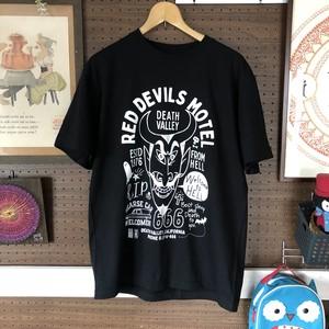 R.D.M WHITE Graphic T-shirt / Tシャツ【受注生産】