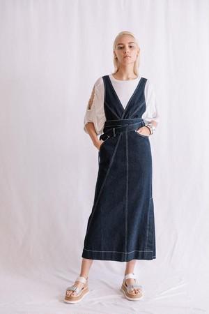 【AULAAILA】3wayジャンパースカート 1212-03019
