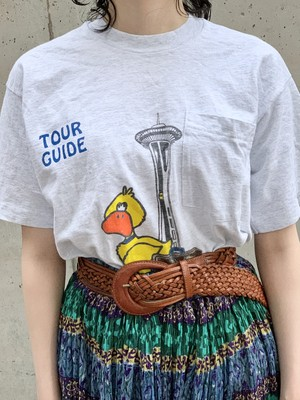 Vintage Duck Tour T Shirt Made In USA