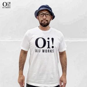5/25入荷予定【Oi! BJJ WORKS ロゴTシャツ】