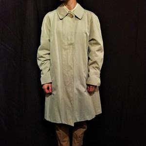Aquascutum Bal collar coat / Made in England [1722]