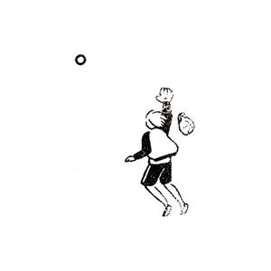キャッチボール / 取る人 A catcher