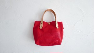 HANP SHOULDER TOTE BAG ( RED × RED )