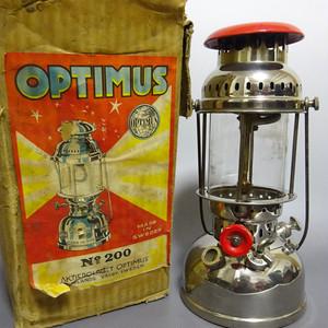 optimus200 赤トップ イタリアグラス