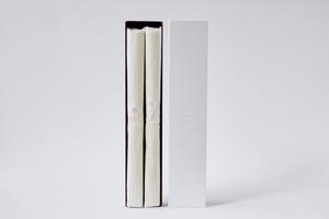"""三徳商店 オリジナルひやむぎ """"縁"""" セット(200g x 4本) box"""