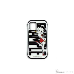 EXAMPLE x BETTY BOOP RED DRESS iPhone CASE / WHITE
