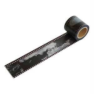 ネガ(45mm×5m巻)YJV-10 デザイン養生テープ