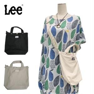 Lee 0425541 リー コットンショルダーミニトートバッグ (リバーシブル)