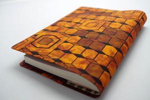 文庫本用ブックカバー(厚さ調整無しタイプ)br005