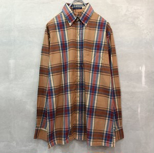 Arrow plaid shirt L/S #838