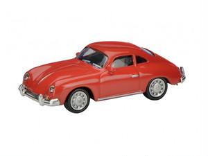Schuco/シュコー ポルシェ 356 A クーペ レッド
