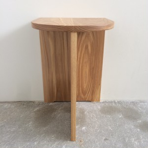 Roam / stool Radius / oil finish